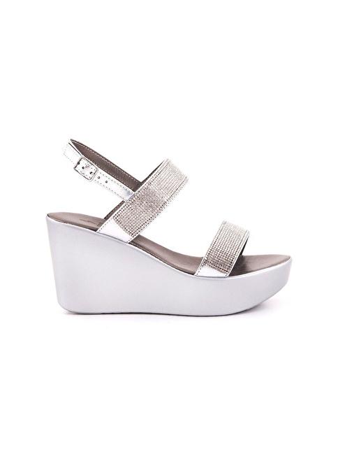 Tanca Ayakkabı Gümüş